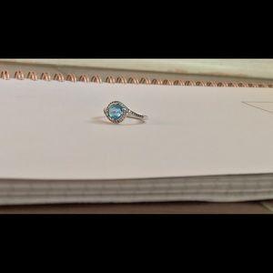 Pandora Radiant Embellishment ring- size 7